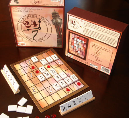 24/7 The Game by Sunriver Games