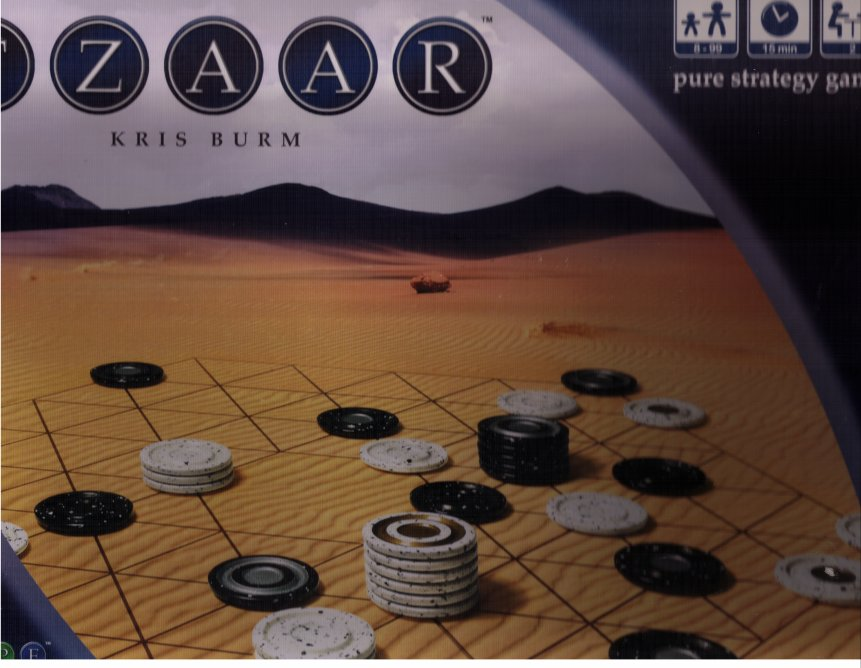 Tzaar by Rio Grande Games / Smart