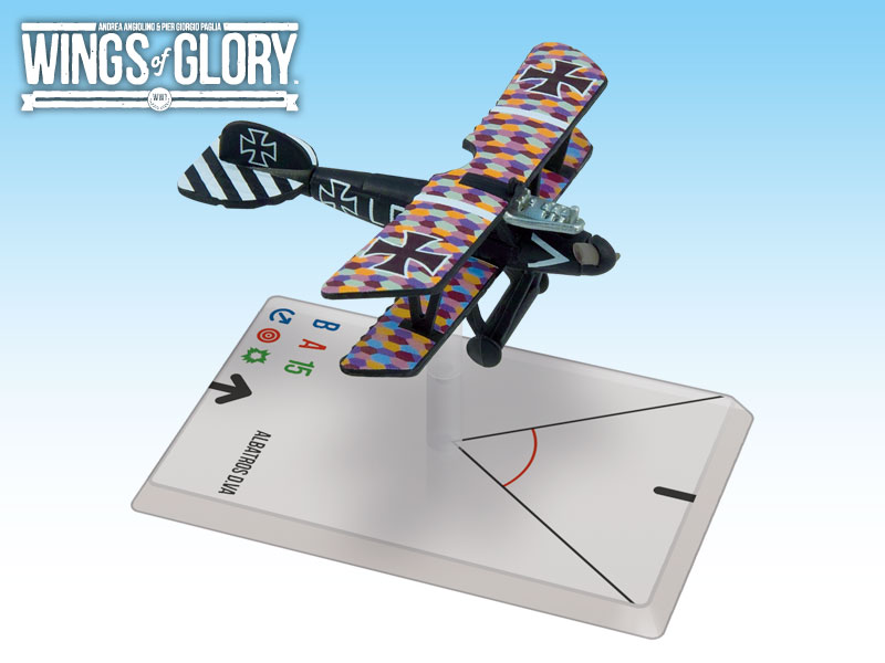 Wings of Glory: WWI: Albatros D.VA (Udet) by Ares Games