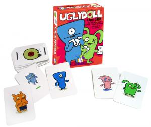 Uglydoll Card Game by Gamewright / Ceaco