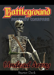 BFW Undead Army Starter (Battleground Fantasy Warfare) by YOUR MOVE GAMES