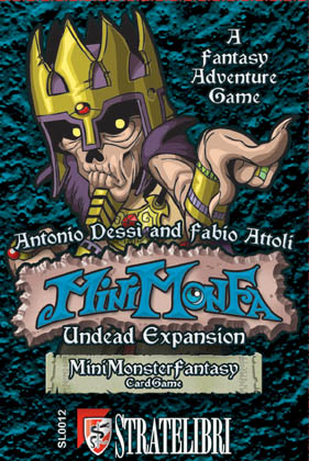 MiniMonFa: Undead Expansion by Mayfair Games