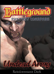 BFW Undead Army Reinforcements (Battleground Fantasy Warfare) by YOUR MOVE GAMES