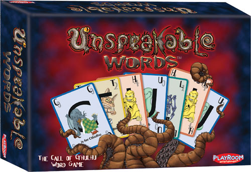 Call of Cthulhu: Unspeakable Words by Playroom Entertainment