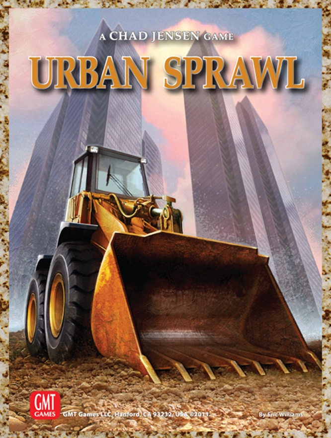 Urban Sprawl by GMT Games