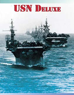 USN Deluxe by Decision Games