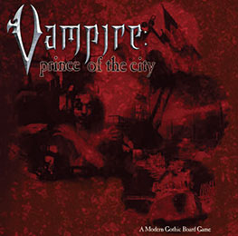 Vampire: Prince of the City by White Wolf Publishing