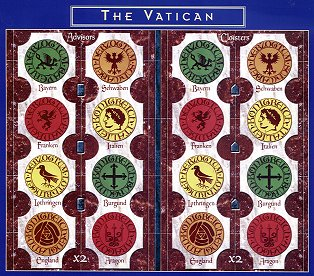 Web of Power: The Vatican Expansion by Rio Grande Games