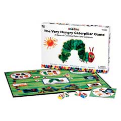 The Very Hungry Caterpillar Board Game by University Games