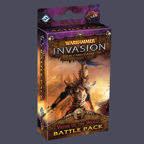 Warhammer Invasion LCG: Vessel Of The Winds Battle Pack by Fantasy Flight Games