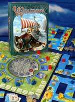 Vikings by Rio Grande Games