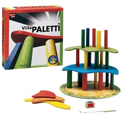 Villa Paletti by University Games