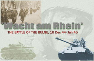 Wacht am Rhein: The Battle of the Bulge 2nd Edition by Decision Games