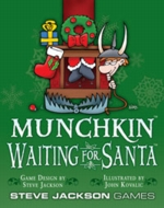 Munchkin: Waiting for Santa Pack by Steve Jackson Games