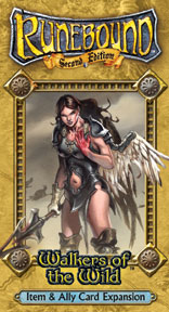 Runebound: Walkers of the Wild by Fantasy Flight Games