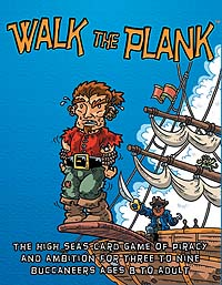 Walk The Plank: The Card Game of Piracy and Ambition by Green Ronin Publishing