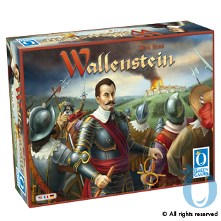 Wallenstein by Queen Games GmbH