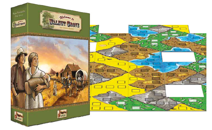 Walnut Grove by Lookout Games
