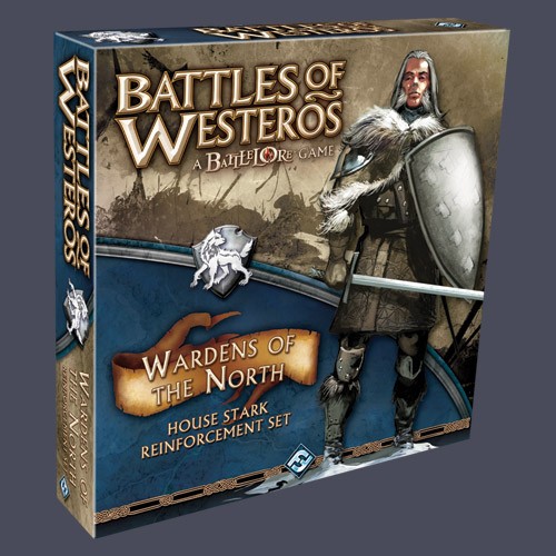 Battles of Westeros - Wardens Of The North Reinforcement Set by Fantasy Flight Games