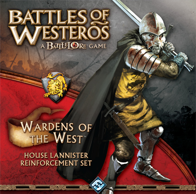 Battles Of Westeros - Wardens Of The West Reinforcement Set by Fantasy Flight Games