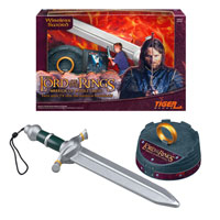 Mission: Lord of the Rings (Warrior of the Middle Earth) by Hasbro, Inc.