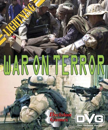 Lightning: War on Terror by Decision Games