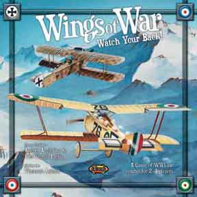 Wings of War: Watch Your Back! by Fantasy Flight Games