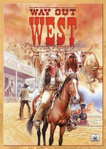 Way out West by Warfrog
