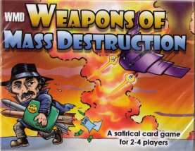 Nuclear War: Weapons Of Mass Destruction by Flying Buffalo Inc.