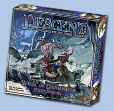 Descent: The Well Of Darkness Expansion by Fantasy Flight Games