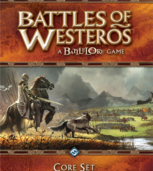 Battles Of Westeros by Fantasy Flight Games