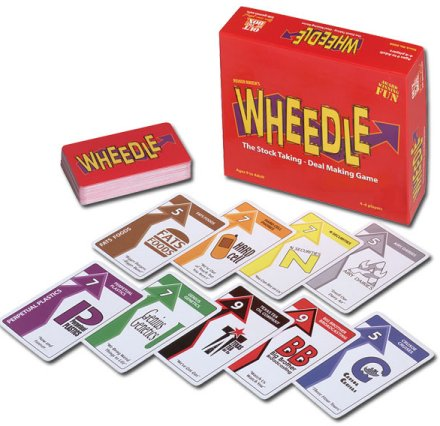 Wheedle by Out of the Box Publishing