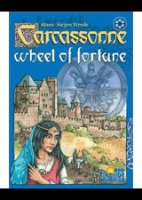 Carcassonne: Wheel of Fortune by Rio Grande Games