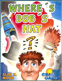 Where's Bob's Hat? by Rio Grande Games