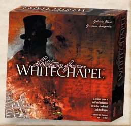 Letters From Whitechapel by Nexus Games