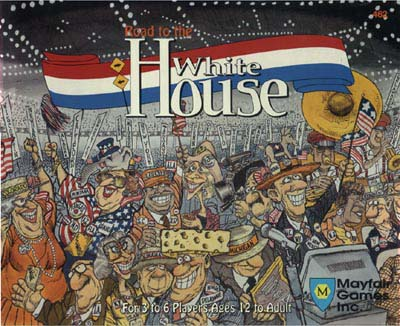 Road To The White House by Mayfair Games