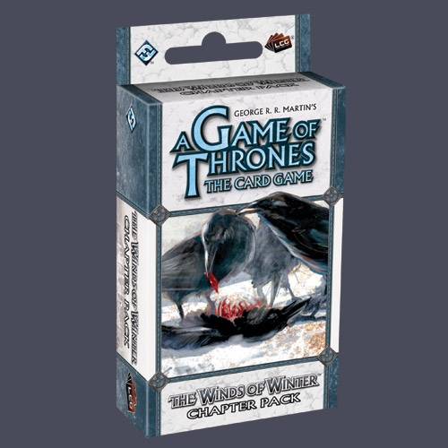 A Game of Thrones LCG: The Winds of Winter Chapter Pack by Fantasy Flight Games