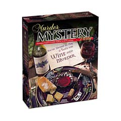 Murder Mystery Party: A Taste for Wine and Murder by Universtiy Games