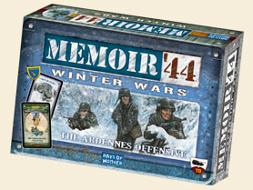Memoir '44: Winter Wars Expansion by Days of Wonder, Inc