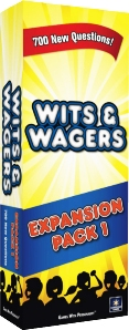 Wits & Wagers Expansion Pack 1 by North Star Games