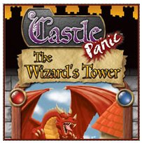 Castle Panic: The Wizard's Tower Expansion by Fireside Games