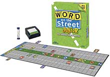 Word On The Street Junior by Out of the Box Publishing Inc.