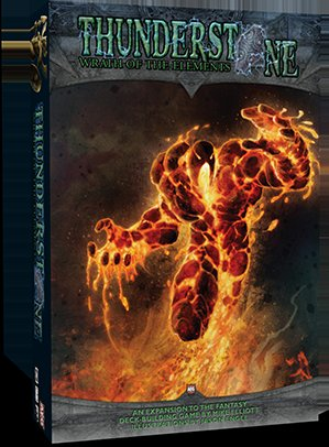 Thunderstone: Wrath Of The Elements Expansion by Alderac Entertainment Group