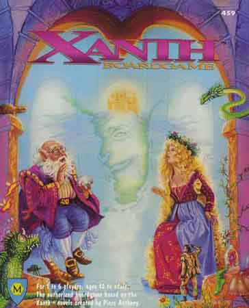 Xanth by Mayfair Games