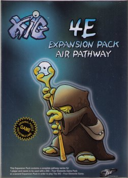 XIG: Air Pathway Expansion Pack (Four Elements expansion) by GT2 Fun & Games Inc.