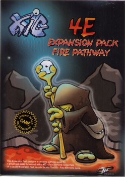 XIG: Fire Pathway Expansion Pack (Four Elements expansion) by GT2 Fun & Games Inc.