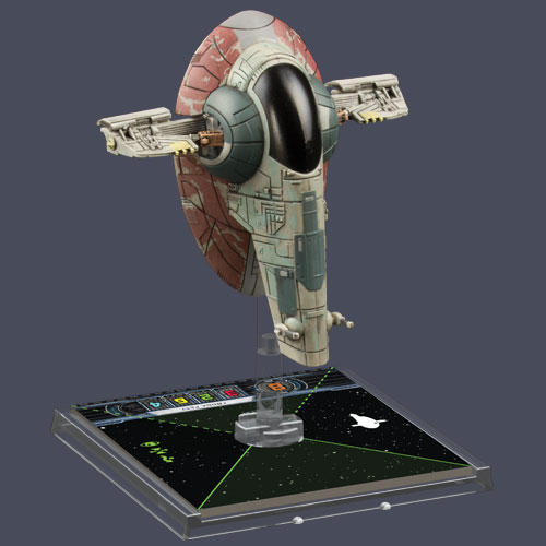 Star Wars X-Wing Miniatures Game Slave I Expansion Pack by Fantasy Flight Games