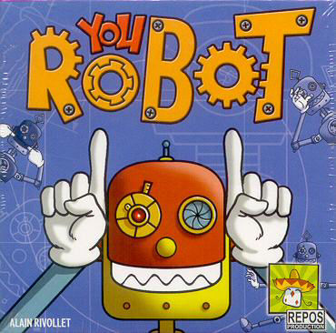 You Robot! by Asmodee Editions / Repos