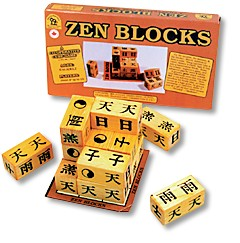 Zen Blocks by Family Pastimes
