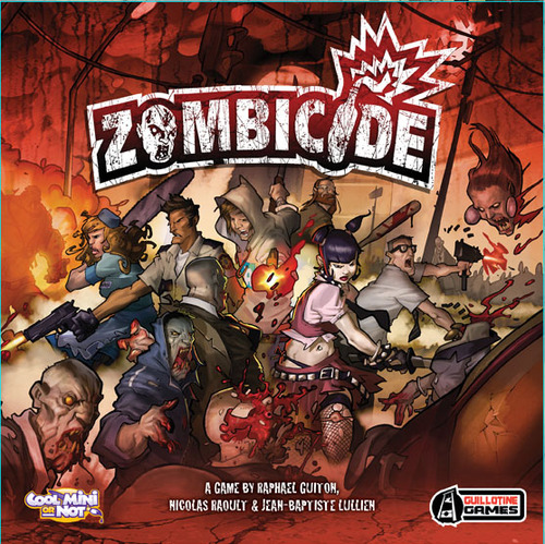 Zombicide by Cool Mini or Not